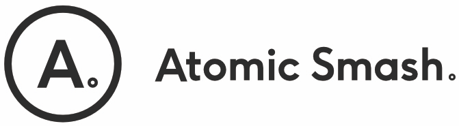 Atomic Smash logo